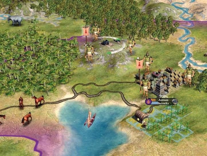 Civilization 4: Warlords Patch 2.13