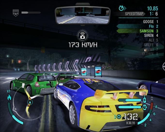 5. Need for Speed: Carbon: прохождение, коды, скачать патчиПаспорт игры Nee