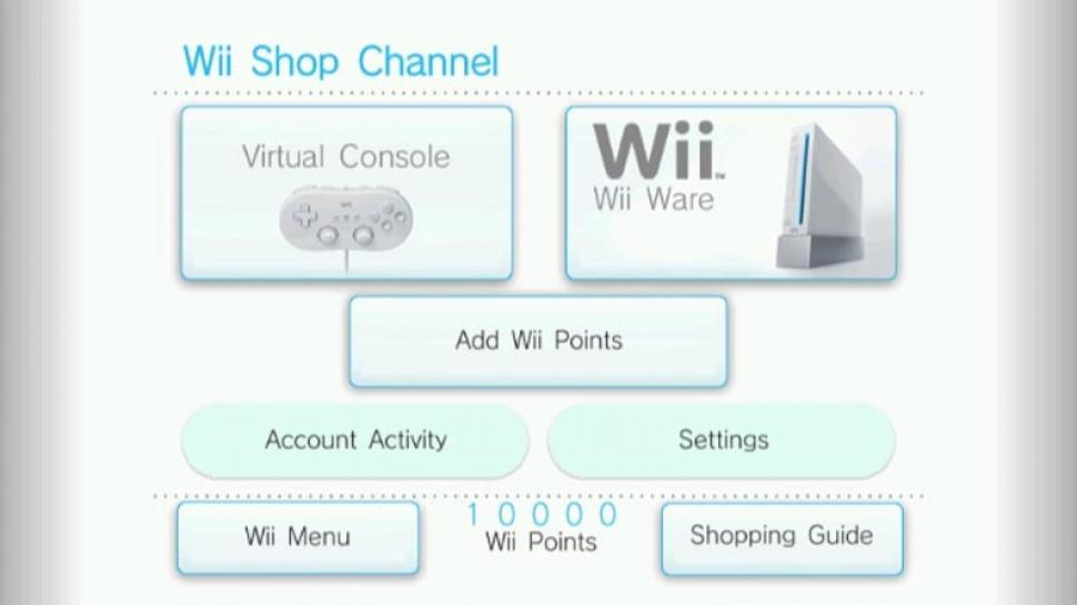 how to buy wii points