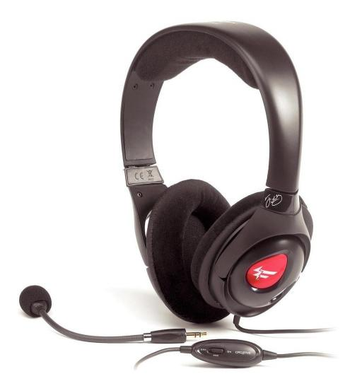 Fatality Gaming Headset