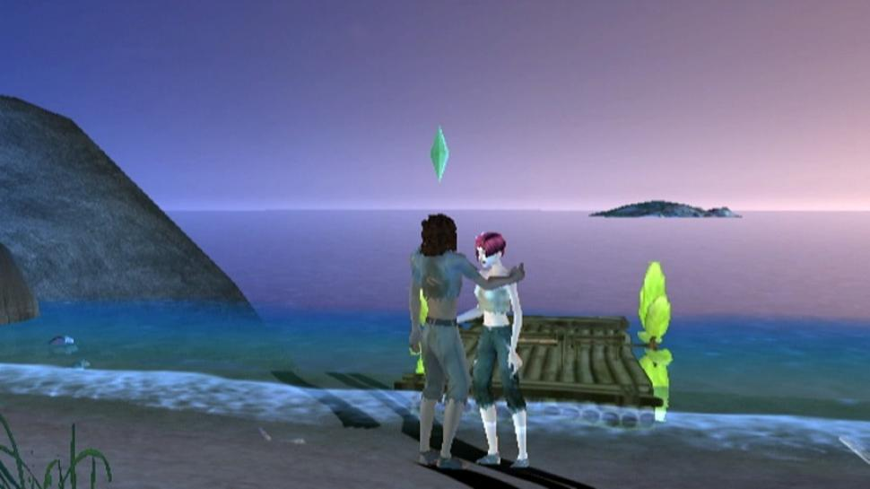 Игру The Sims 2 История Робинзонов