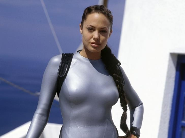 Angelina Jolie nackt Nacktbilder & Videos, Sextape