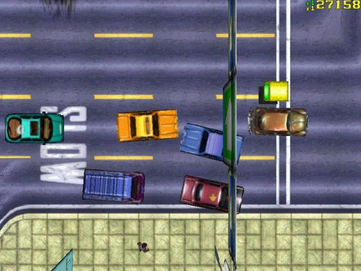 Grand Theft Auto: So fing 1997 alles an.