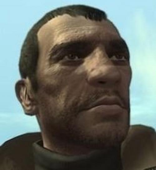 GTA 4: Niko Bellic