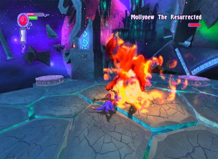 Test/Review: Spyro - The Eternal Night