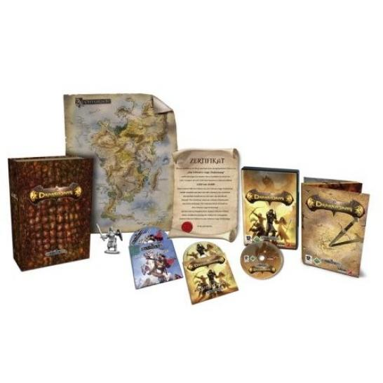 Das Schwarze Auge: Drakensang Limited Collector's Edition