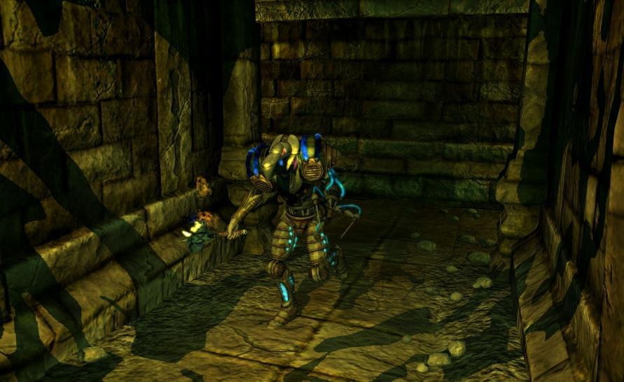 Sacred 2: Fallen Angel. кадры из игры.