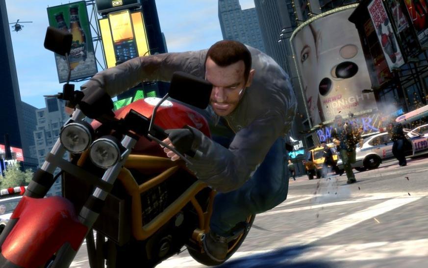 Racer666. Grand Theft Auto 4 Grand Theft Auto 4. Код для вставки