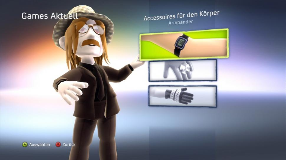 The New Xbox Experience: Unser Avatar