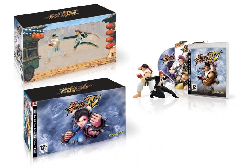 Street Fighter IV - Limited Edition