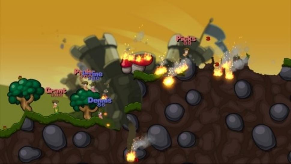 worms 2 armageddon free  full version pc