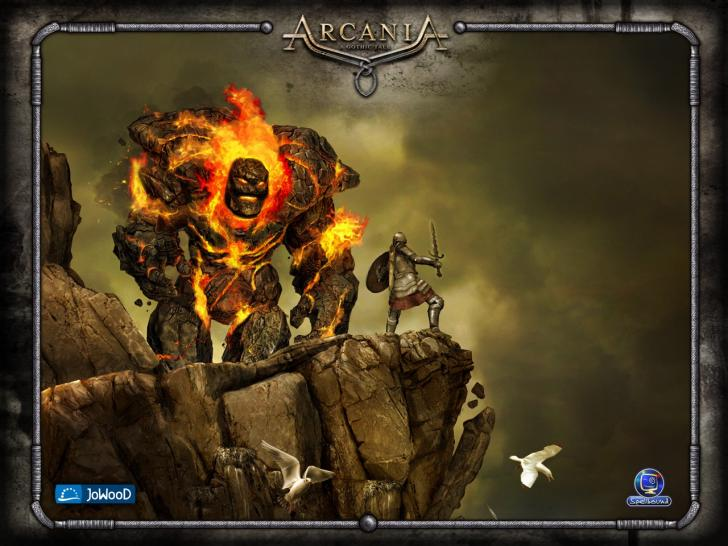 ArcaniA - A Gothic Tale / Gothic 4