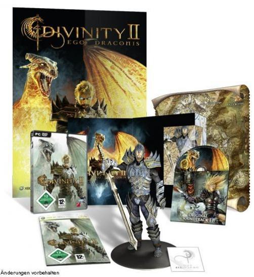 Divinity 2: Ego Draconis Collector's Edition