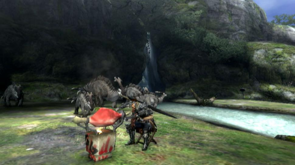 Monster Hunter Tri - Bilder aus der Wii-Version des Spiels (1)