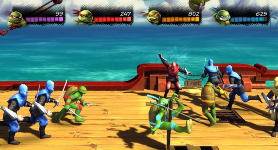 TMNT: Turtles in Time - Re-Shelled