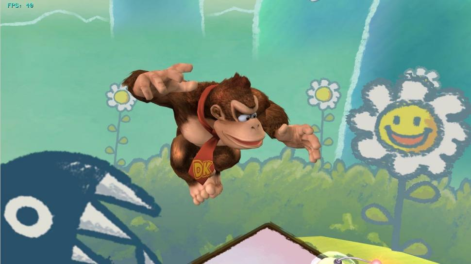 Screenshots zu Super Smash Bros. Brawl für Wii. (1)
