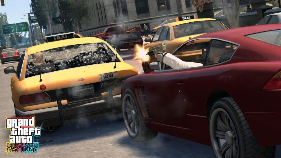 20. GTA 4: Episodes from Liberty City