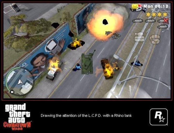 Игру На Psp Grand Theft Auto