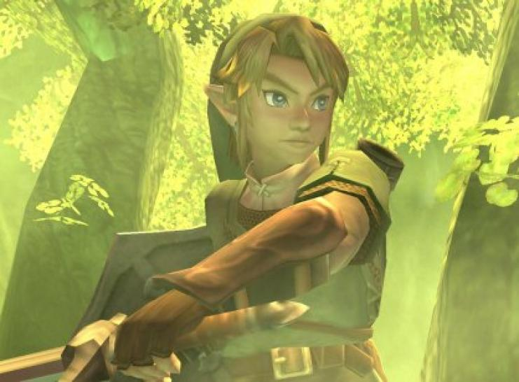 20. Zelda Twilight Princess - Nintendo Selects