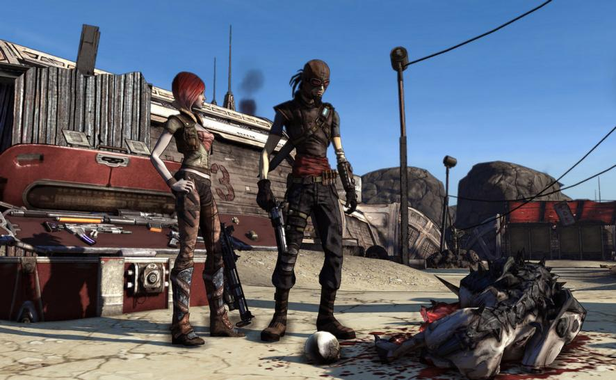 Borderlands Remastered Edition in Arbeit? (1)