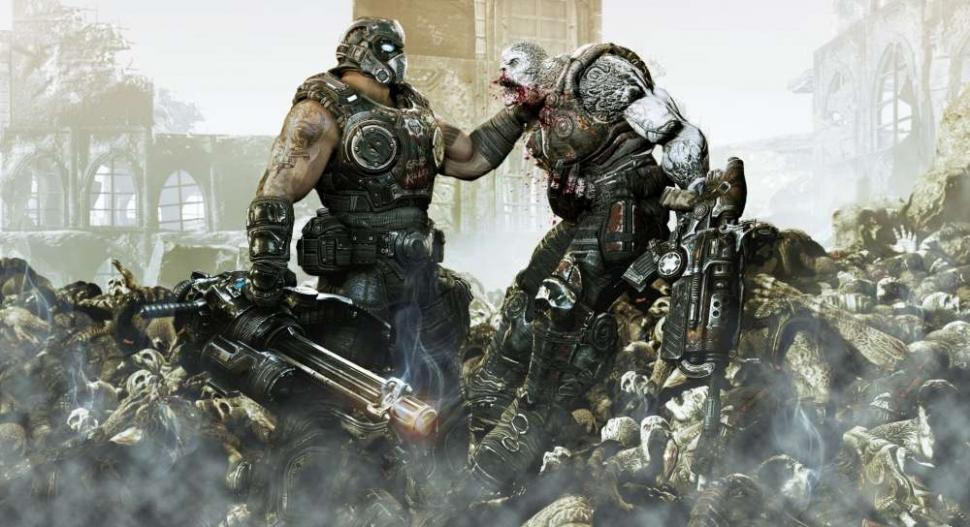Screenshot aus Gears of War 3
