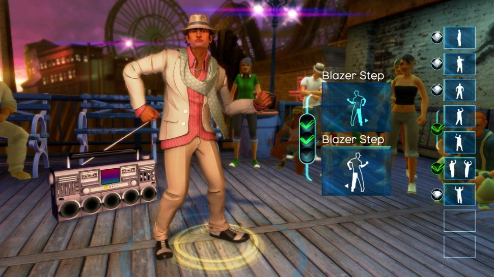 Screenshots zu Dance Central für Xbox 360. (1)