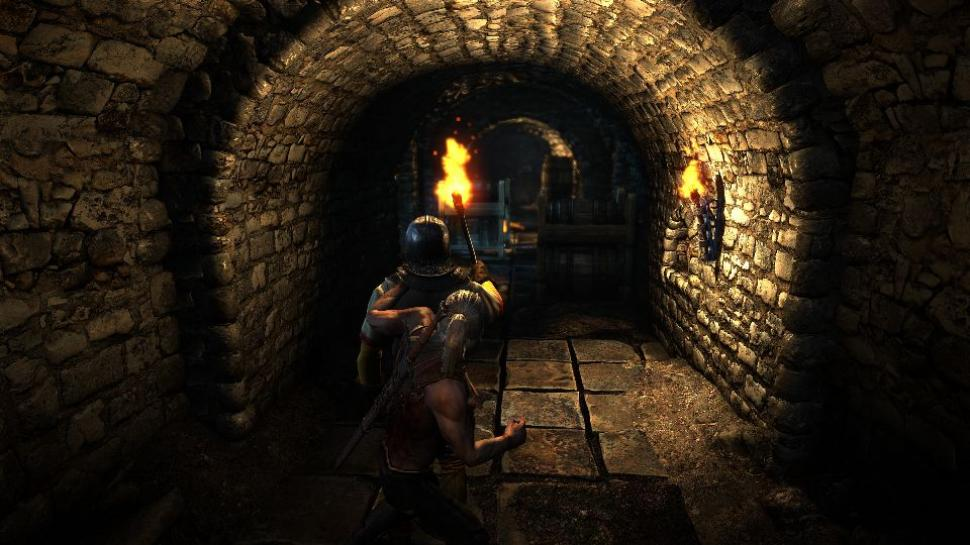 Screenshot aus The Witcher 2 (1)