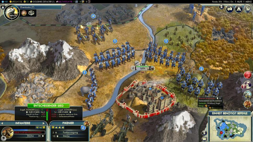 Civilization 5: Neue Weltwunder und bessere KI dank neuem Patch