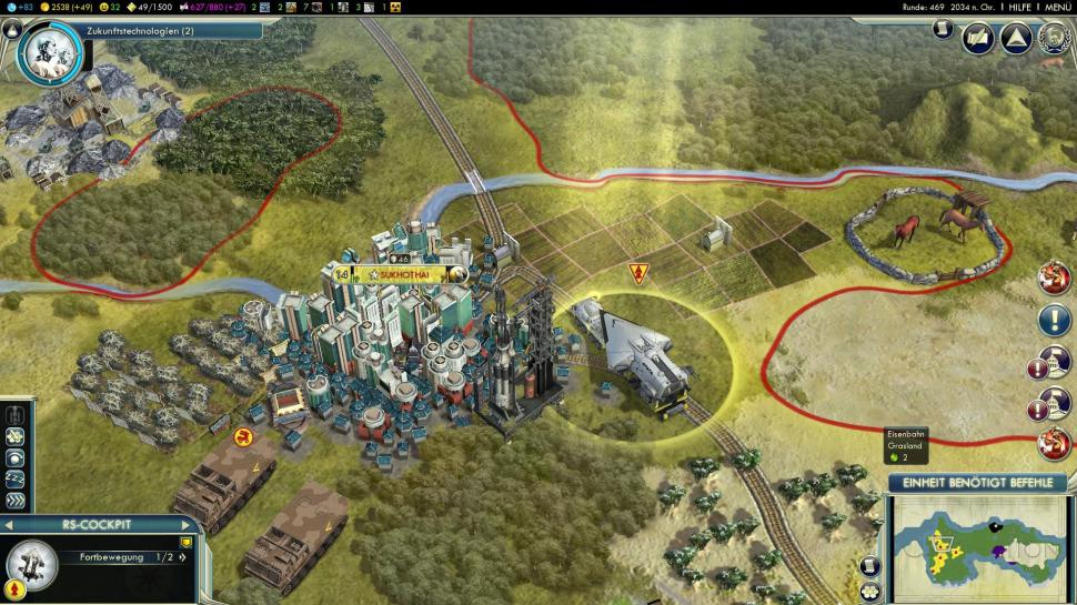 Civilization 5: 2k Games plant KI und Diplomatie des Strategiespiels via Patch zu verbessern. (5)