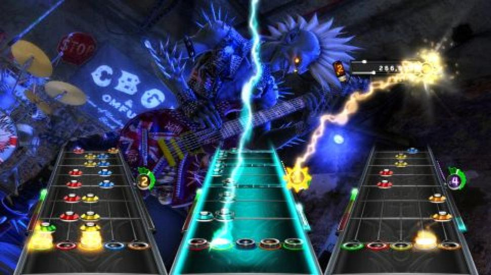Guitar Hero: Warriors of Rock - erscheint am 24.09. für PlayStation 3, Wii und Xbox 360.