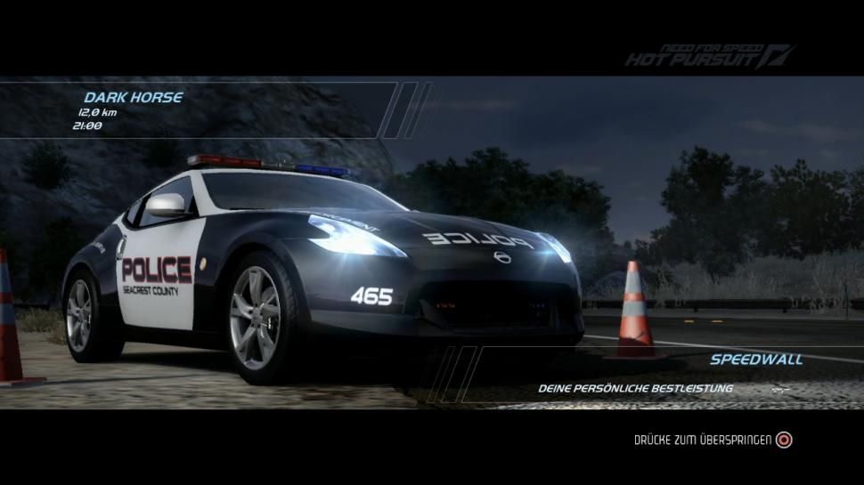 need for speed hot pursuit: grafikvergleich aus der demo - ps3 vs
