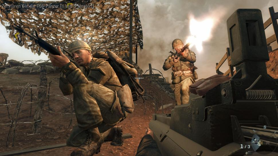 Die neuen PC-Patches zu Call of Duty: Black Ops verbessern die Performance.