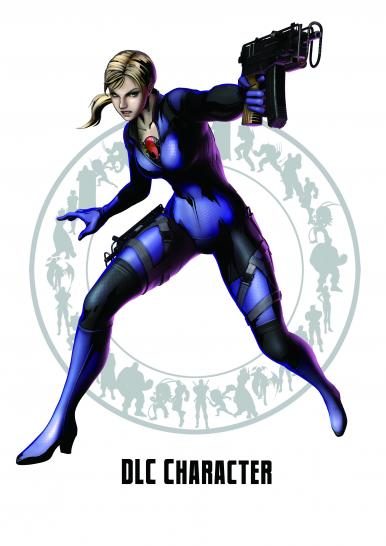 Marvel VS Capcom 3: Fate of the Two Worlds: Jill Valentine verstärkt die Reihen der Capcom-Kämpfer.