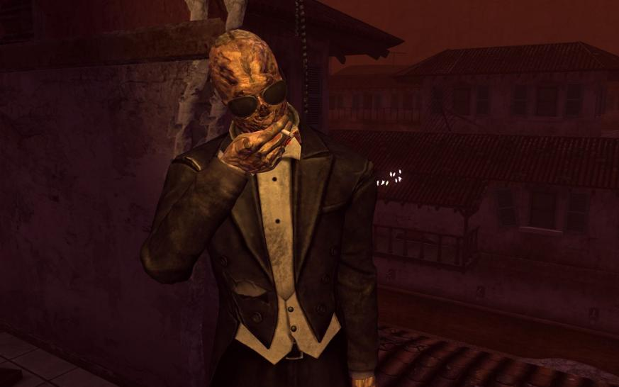 Fallout: New Vegas - Dead Money: Neue Screenshots vom Ausflug ins Sierra Madre-Casino. (2)