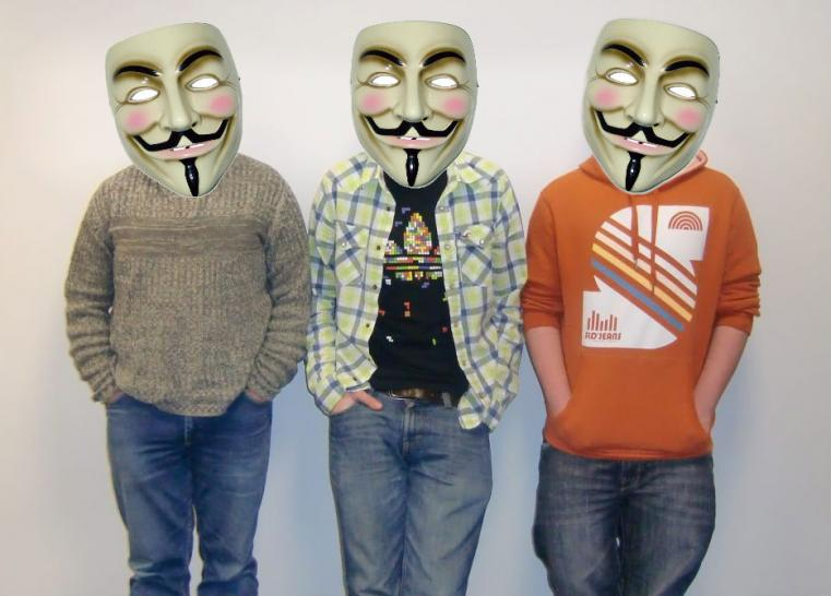 Cynamite Podcast 152: Thomas, Dom und Max sind Anonymous. We are Legion!