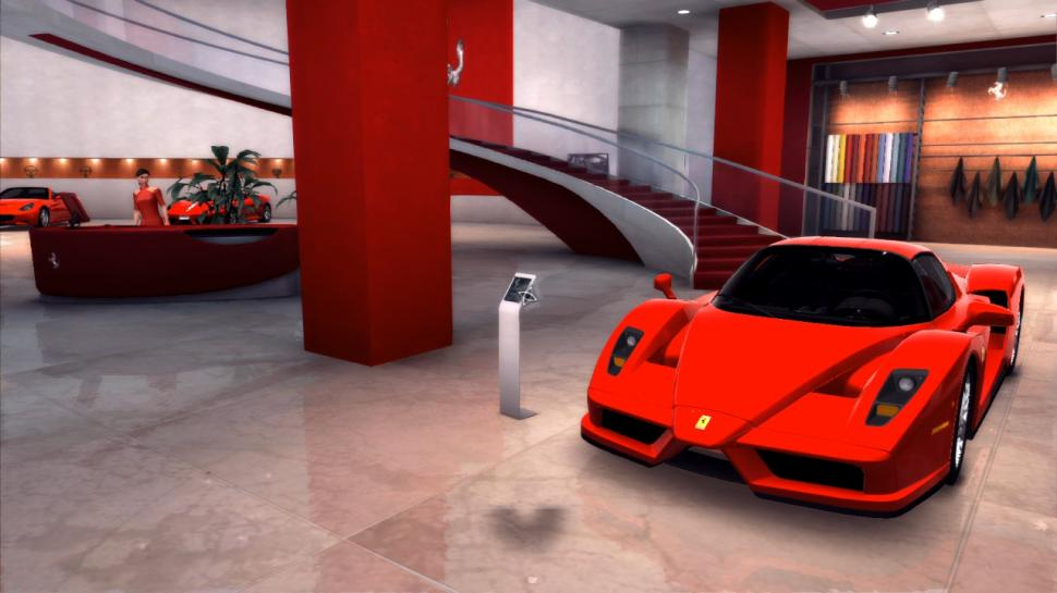 Auto: Ferrari Enzo Spiel: Test Drive Unlimited 2 (PS3-Version)