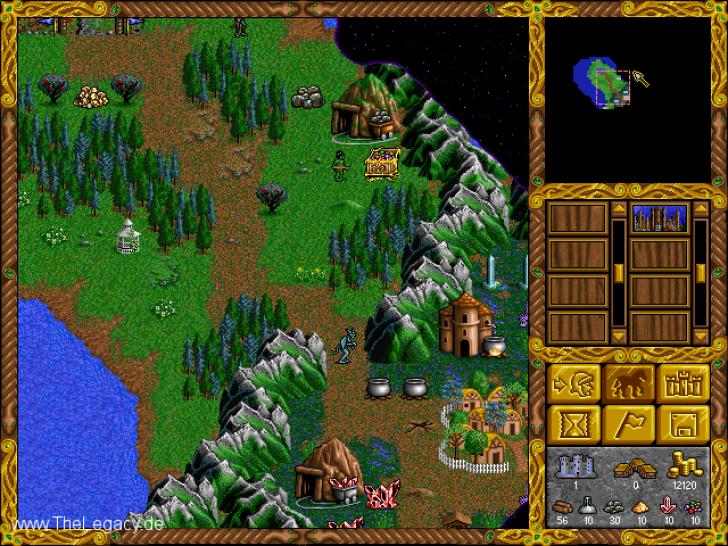 Windows 95 Spiele