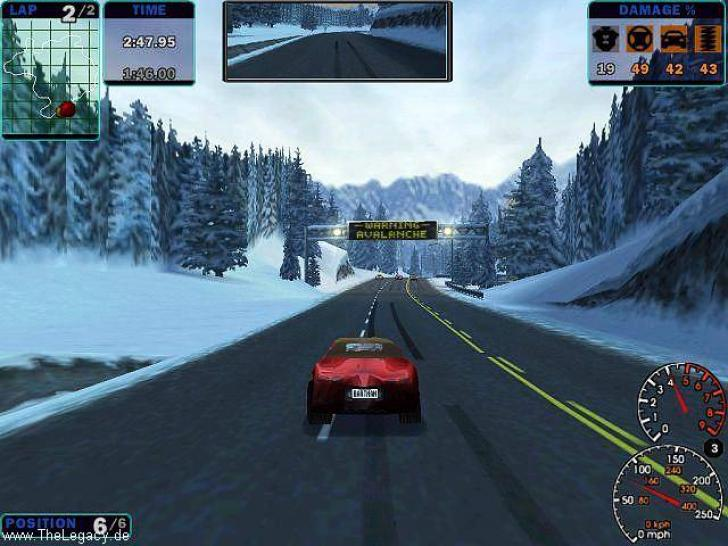 Need for Speed is over 15 years old and still going strong. See this