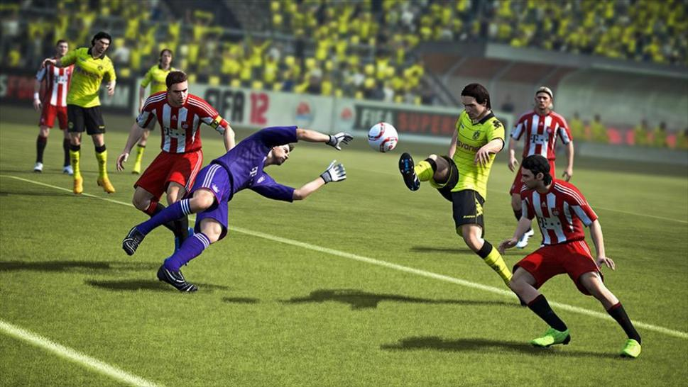 "Electronic Arts hat ein neues Video zu FIFA 12 veröffentlicht, in dem Gameplay Producer Santiago Jaramillo erklärt, wie das Feature ""Pro Player Intelligence"" genau funktioniert.  (1)"