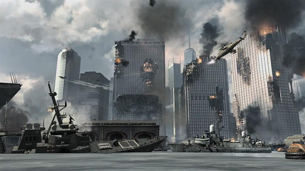 Screenshots aus dem aktuellen Trailer zu Call of Duty 8: Modern Warfare 3. (1)