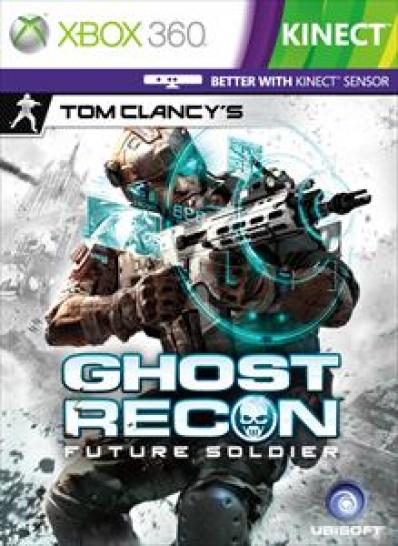 """Besser mit Kinect-Sensor"": Tom Clancy's Ghost Recon: Future Soldier"