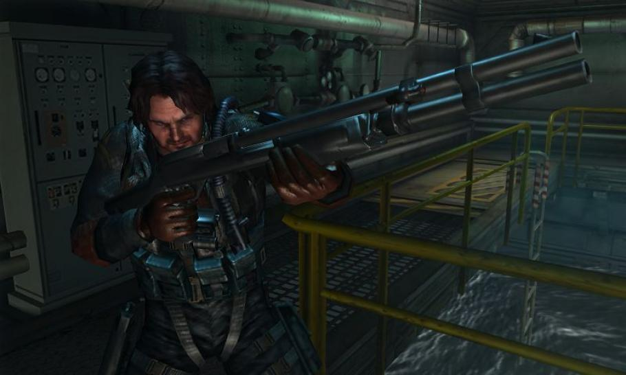 Resident Evil: Revelations - Screenshots zum Nintendo 3DS-Ableger (1)
