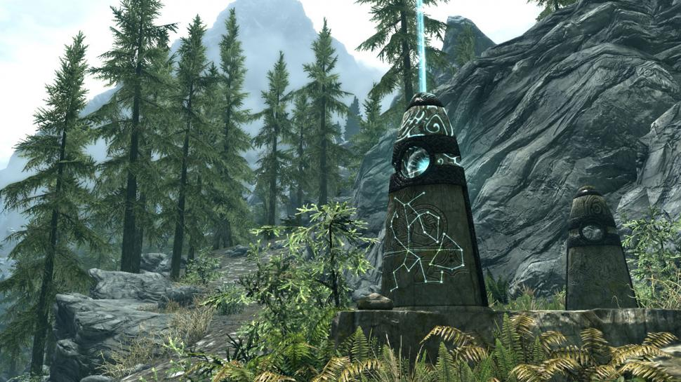Screenshots aus dem RPG The Elder Scrolls 5: Skyrim von Bethesda. (1)