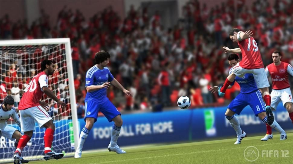 Aktuelle Screenshots aus Fifa 12. (2)