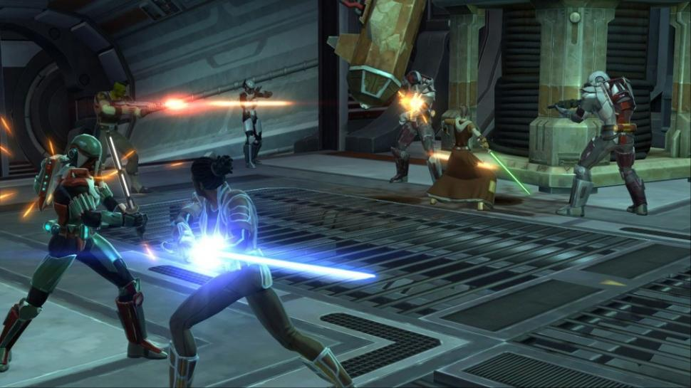 Aktuelle Screenshots aus Star Wars: The old Republic. (4)