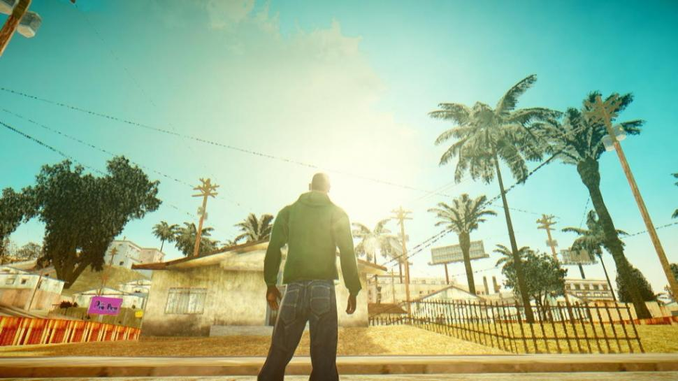 [08/10/11] GTA 4 + San Andreas + iCEnhancer 1.3 = Awesome! (1)