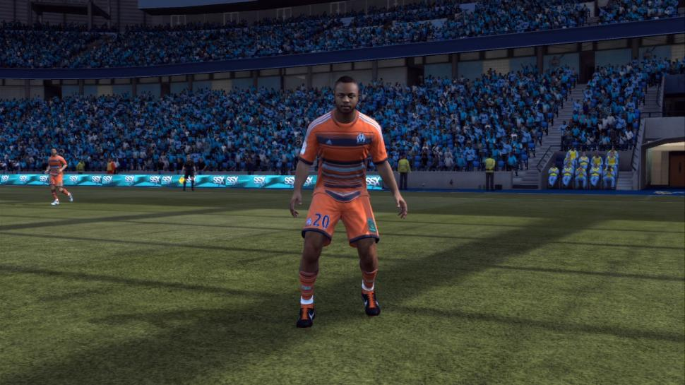 A. Ayew in FIFA 12