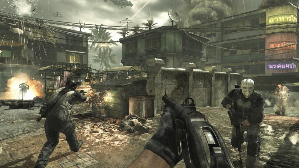 Screenshots aus Modern Warfare 3. Der Ego-Shooter kommt am 8. November für PC, PlayStation 3 und Xbox 360 in den Handel. (1)