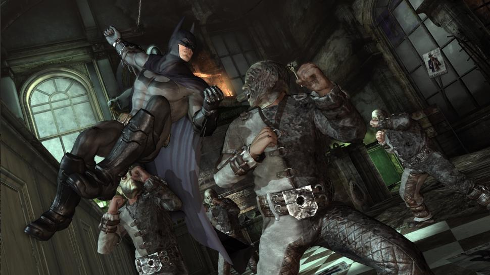 Impressionen aus Batman: Arkham City. (1)