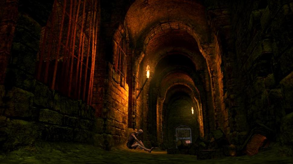 Dark Souls:Startgebiet in Little Big Planet 3 nachgebaut (1)